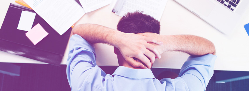 Estrés y caída cabello