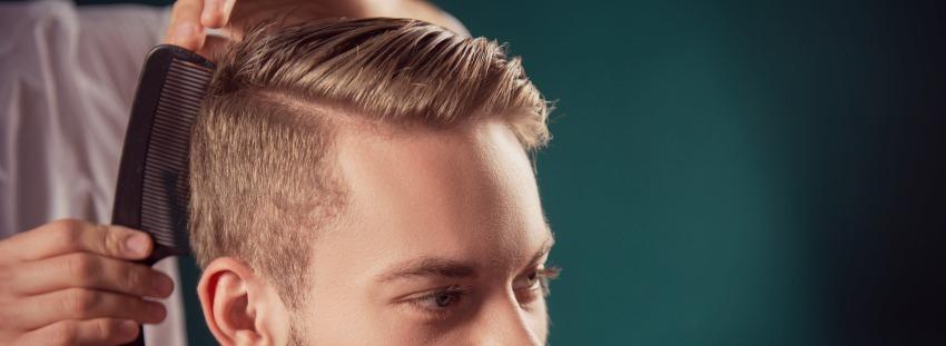 3 cortes de pelo para chicos con entradas lacovin - Peinados hombres con entradas ...