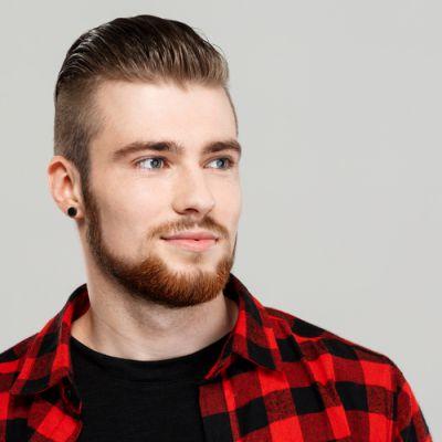 5 cortes de pelo hombres con entradas