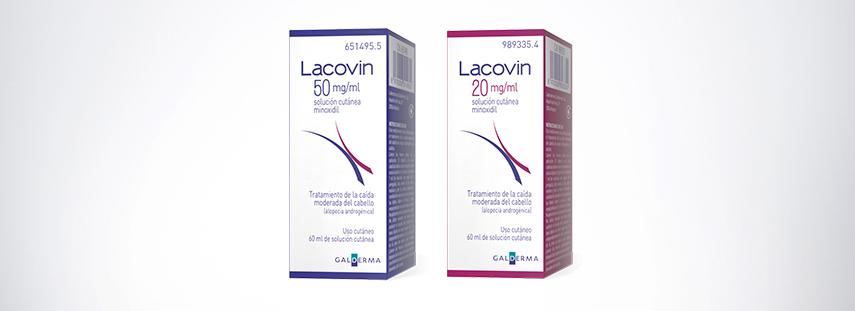 preguntas frecuentes lacovin minoxidil